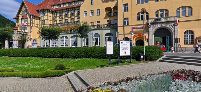 Uzdrowiska w Polsce: Kudowa-Zdrój