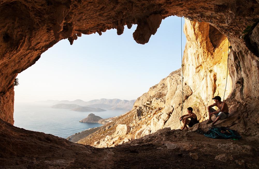 Kalimnos: Odpoczynek po wspinaczce
