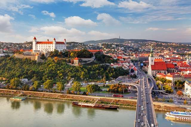 Centrum Bratysławy